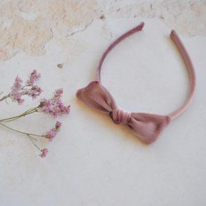 Lilac obroč za lase
