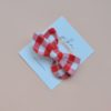 everly gingham red
